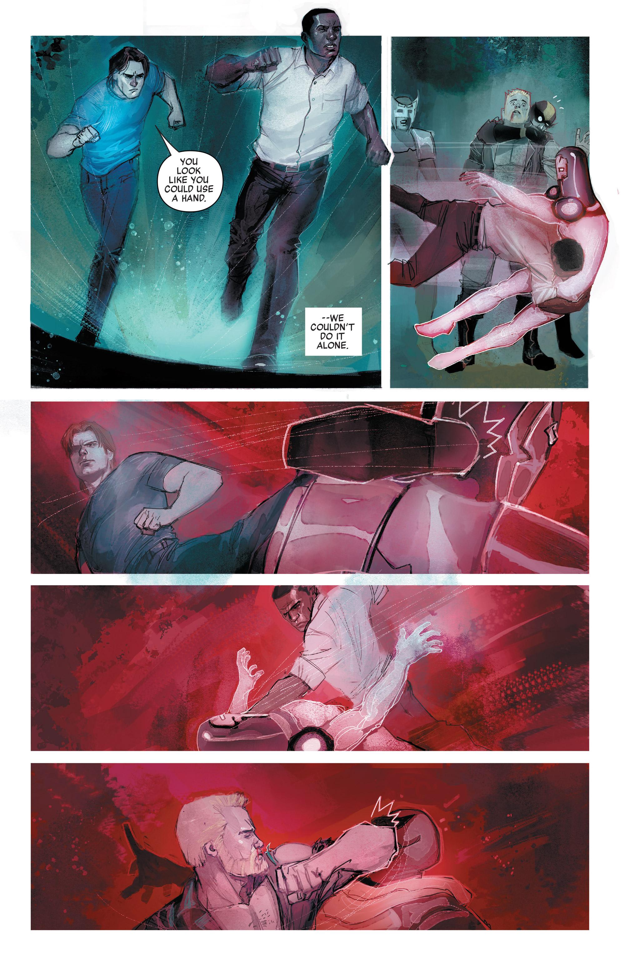 Read online Secret Empire comic -  Issue #4 - 3