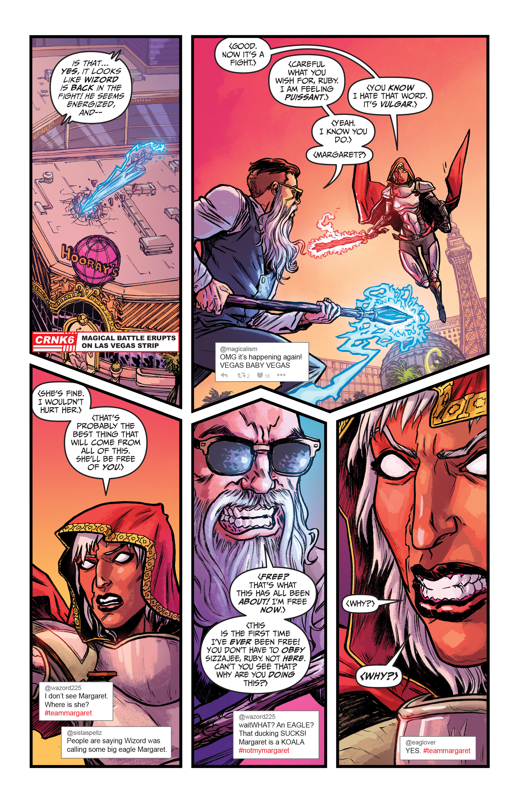 Read online Curse Words comic -  Issue #5 - 14