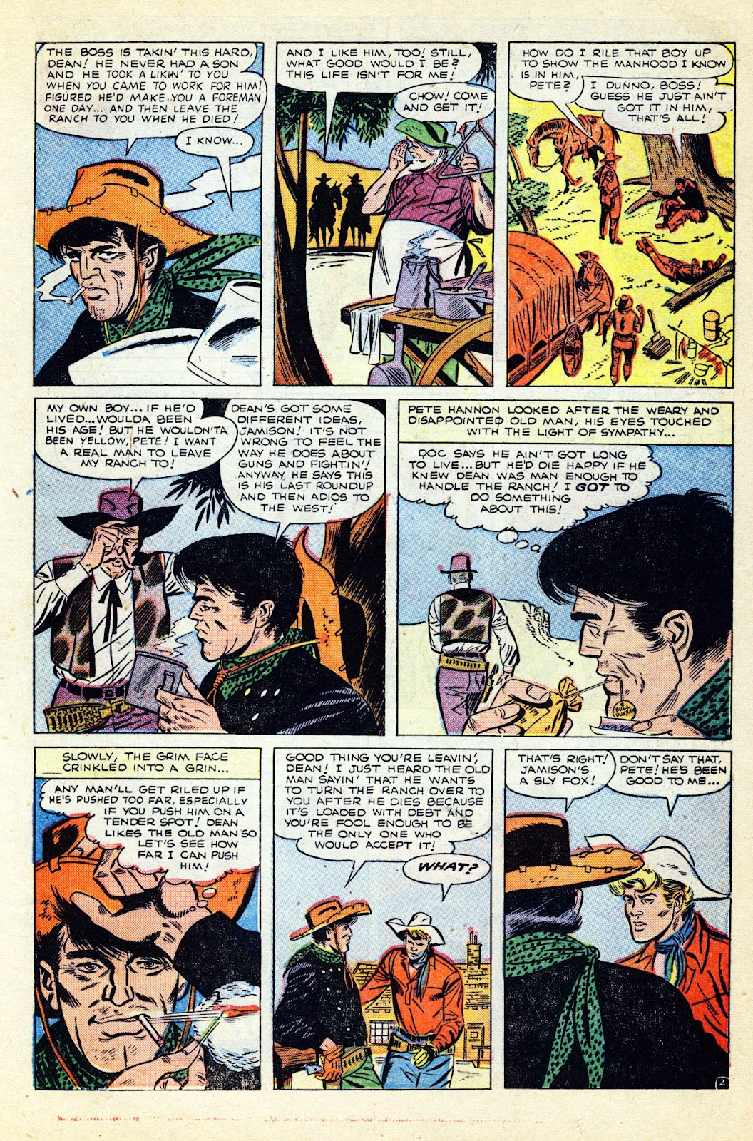 Gunsmoke Western issue 32 - Page 23