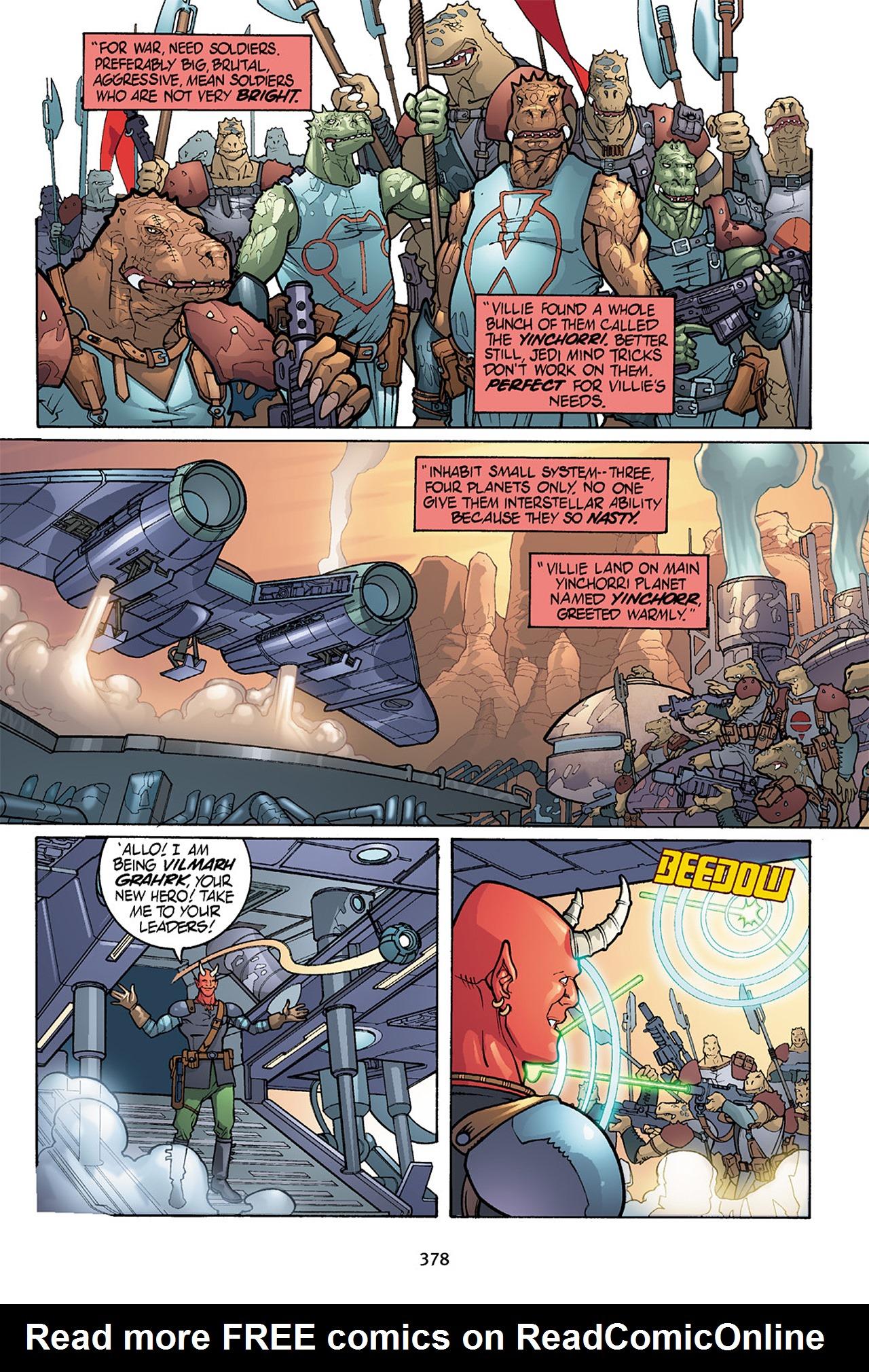 Read online Star Wars Omnibus comic -  Issue # Vol. 15.5 - 96