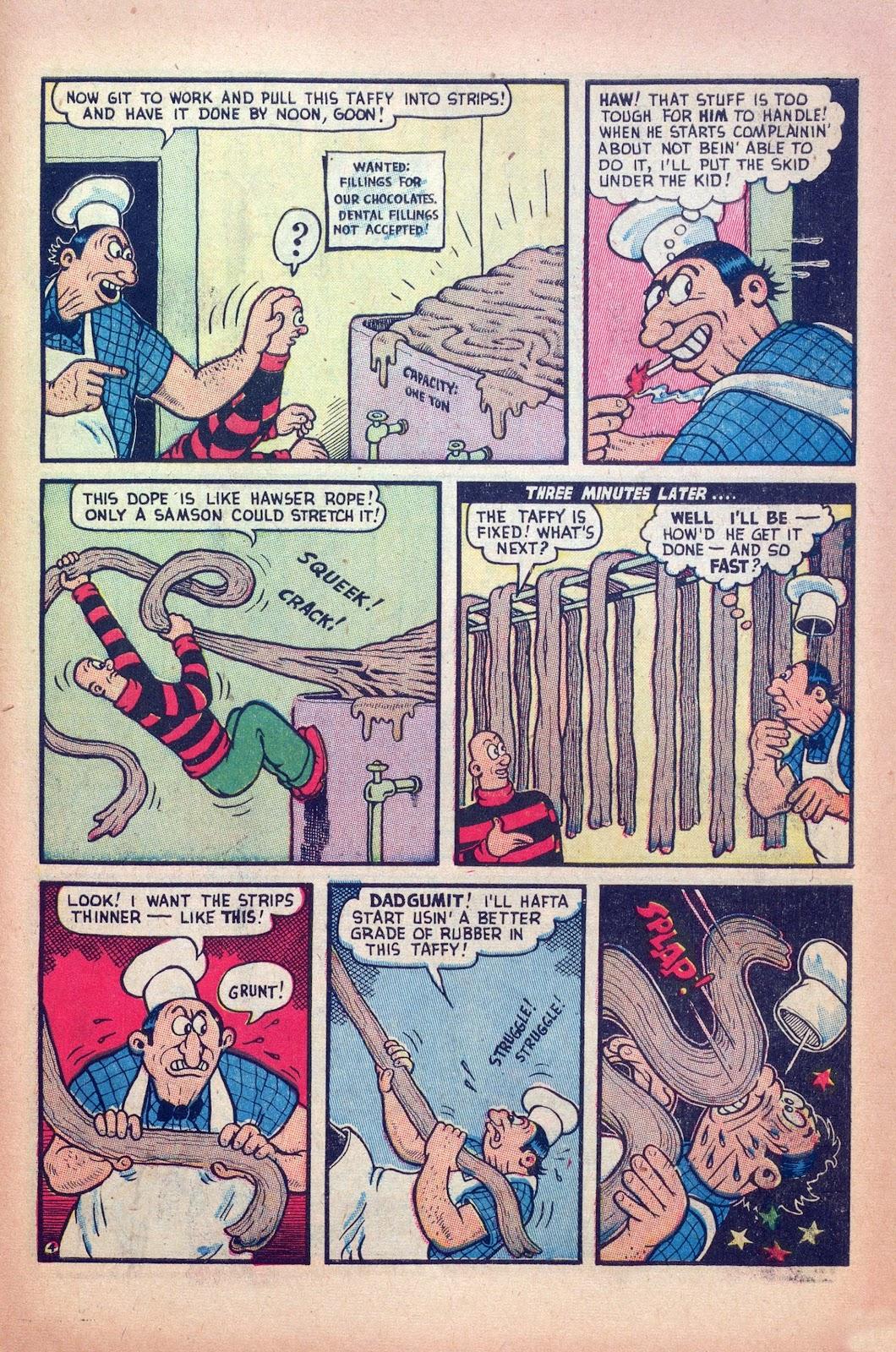 Read online Joker Comics comic -  Issue #21 - 31