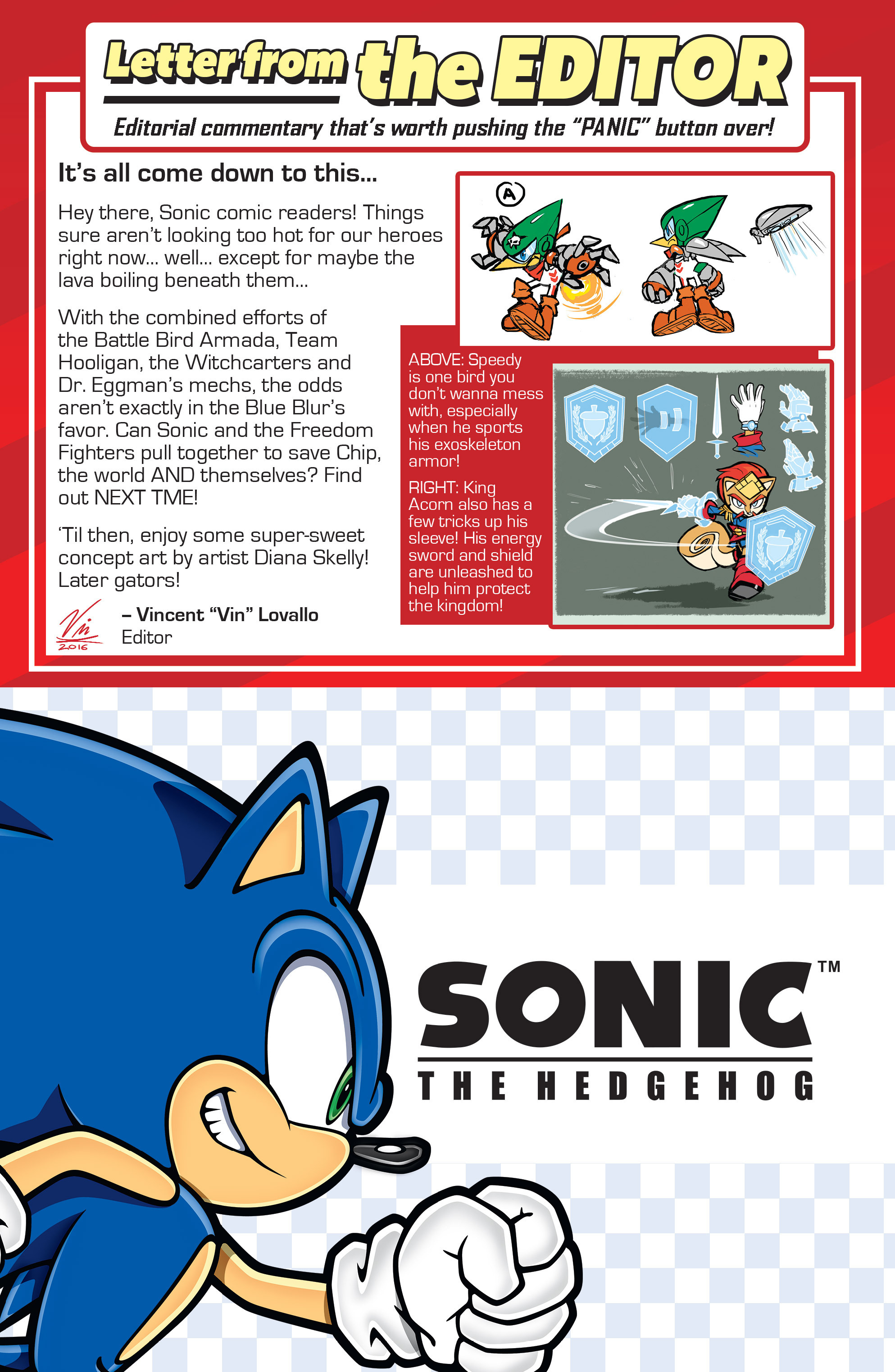 Read online Sonic The Hedgehog comic -  Issue #284 - 23