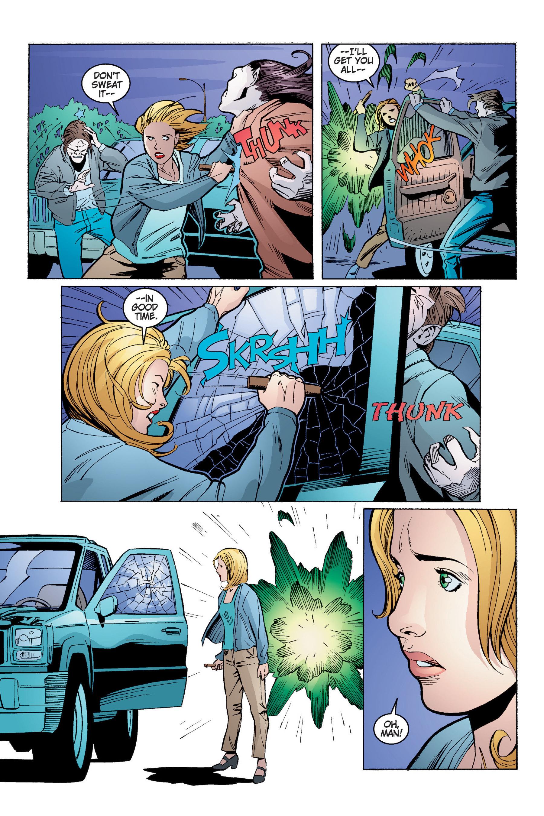 Read online Buffy the Vampire Slayer: Omnibus comic -  Issue # TPB 4 - 138