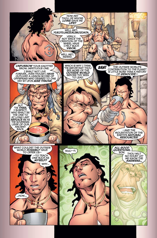 Read online Alpha Flight (2004) comic -  Issue #2 - 7