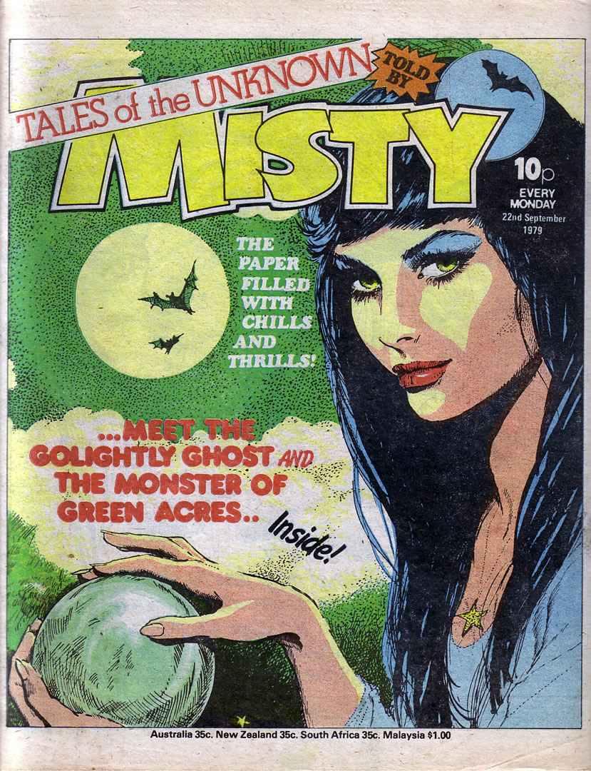 Misty (1978) 85 Page 1