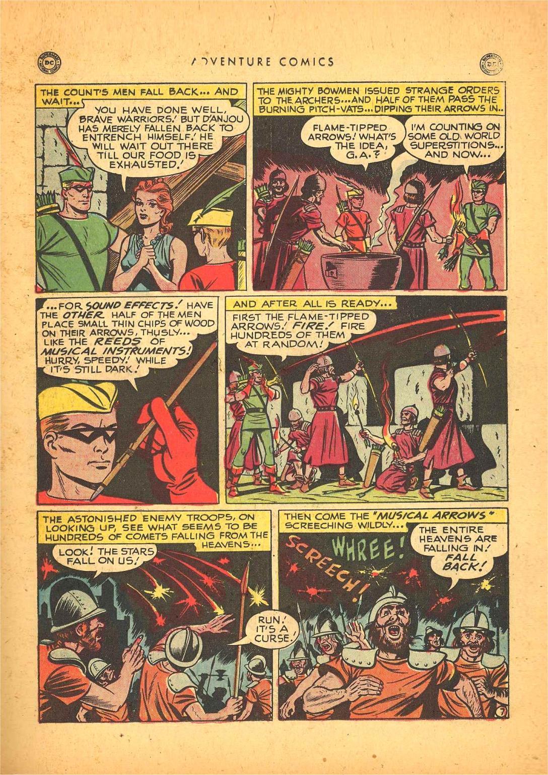 Read online Adventure Comics (1938) comic -  Issue #148 - 29