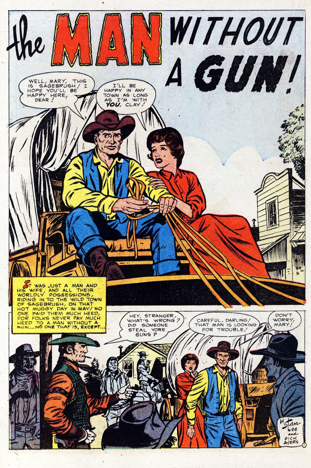The Rawhide Kid (1955) issue 24 - Page 20