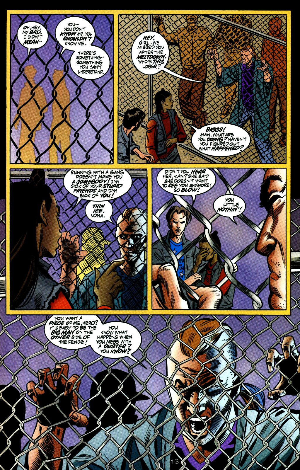 Read online Supermen of America comic -  Issue # Full - 14