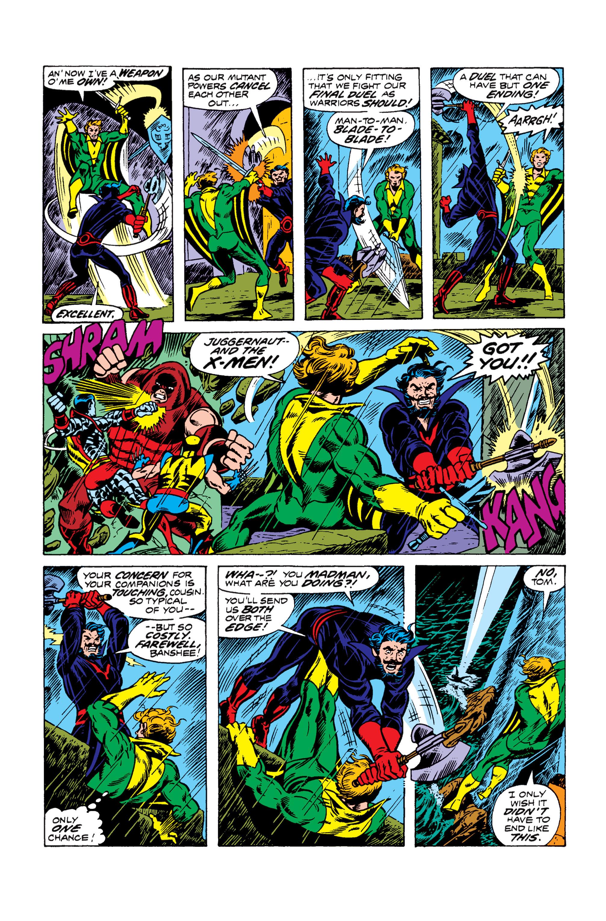 Uncanny X-Men (1963) 103 Page 16
