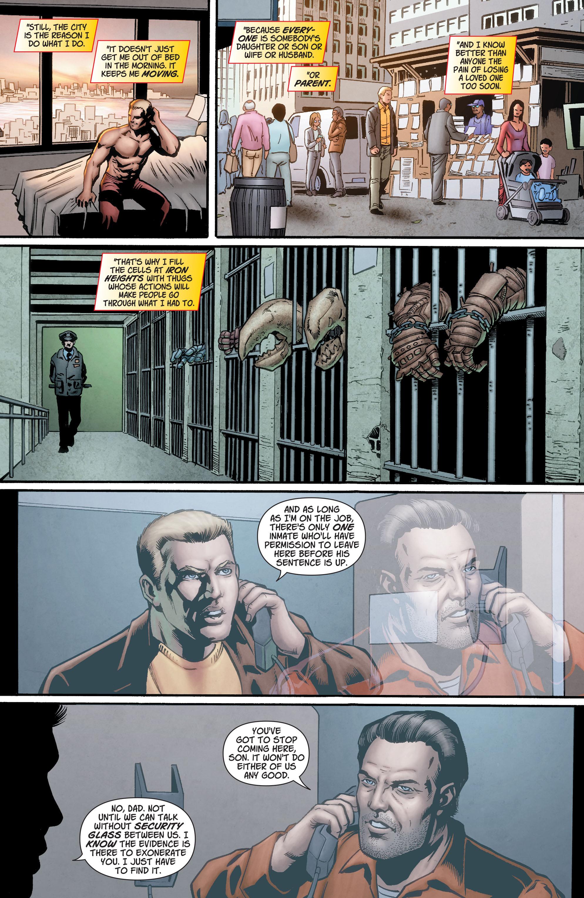 Read online Secret Origins (2014) comic -  Issue #7 - 12