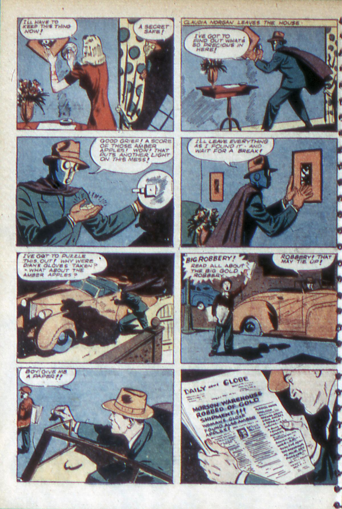 Read online Adventure Comics (1938) comic -  Issue #52 - 7