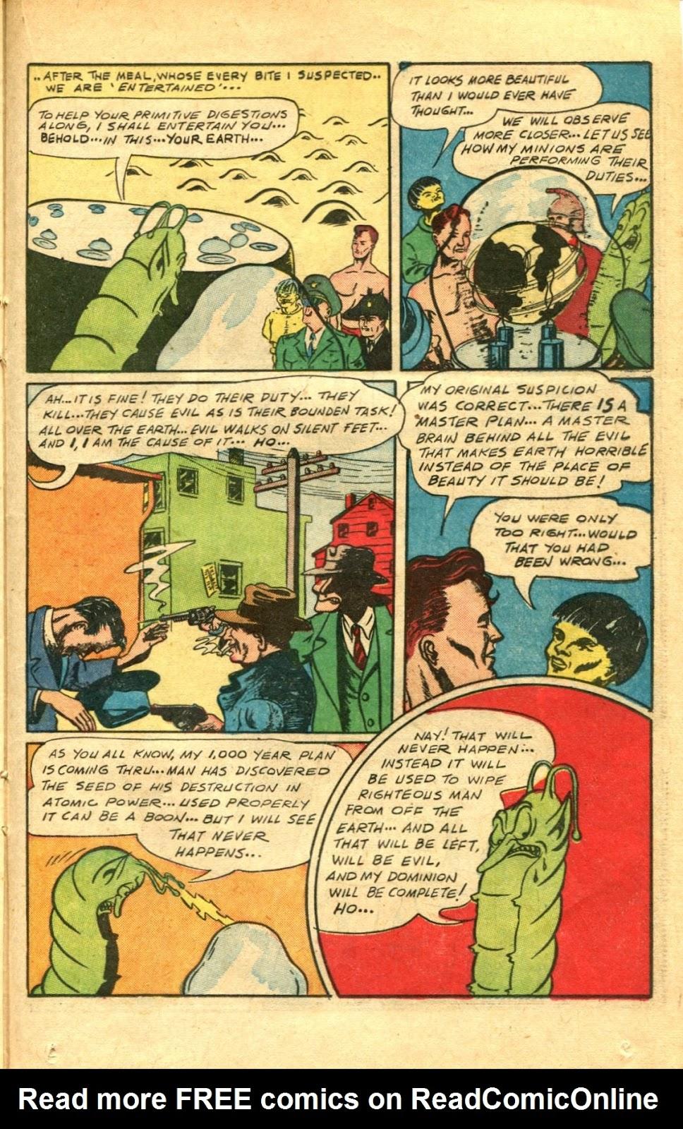 Read online Super-Magician Comics comic -  Issue #48 - 31