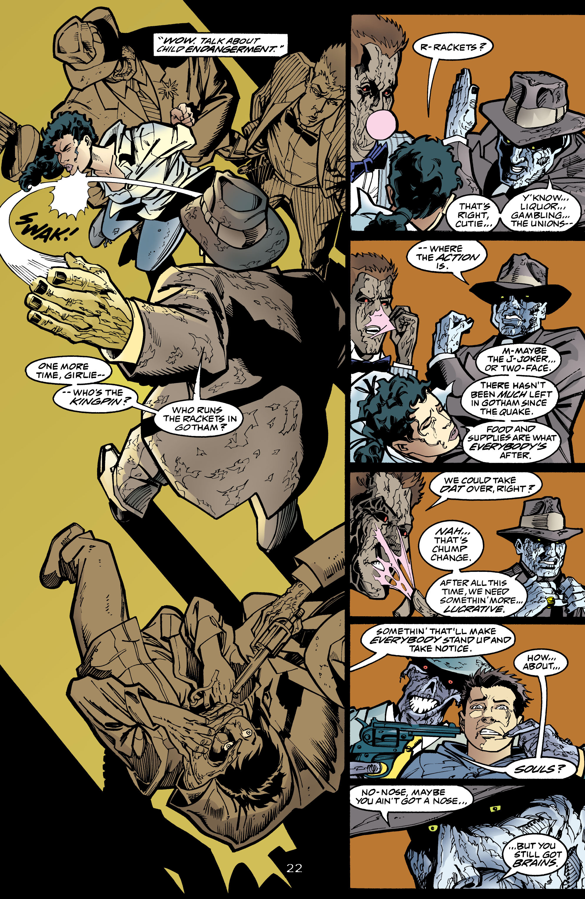 Read online Batman: Day of Judgment comic -  Issue # Full - 23