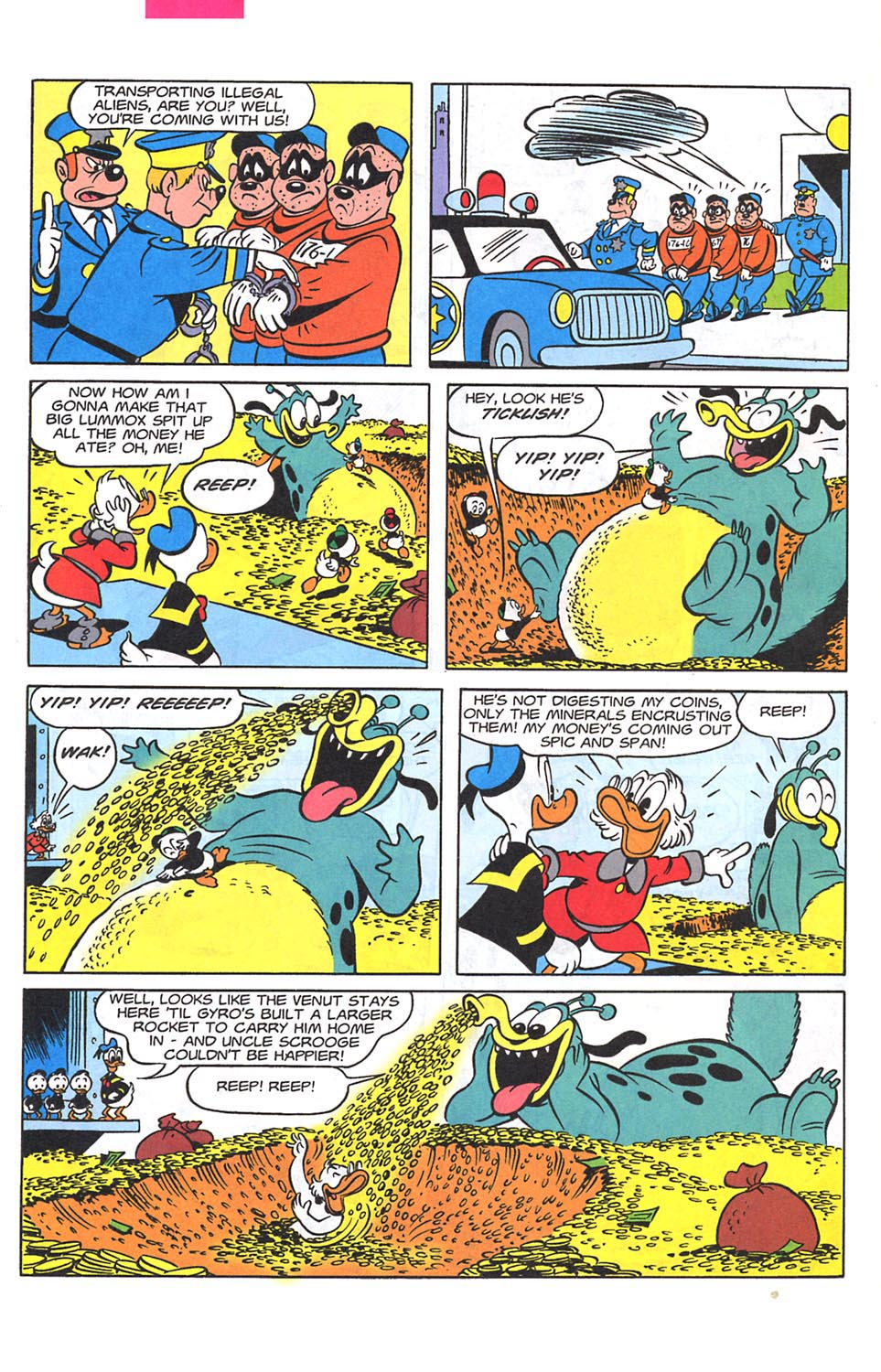 Read online Uncle Scrooge (1953) comic -  Issue #294 - 27