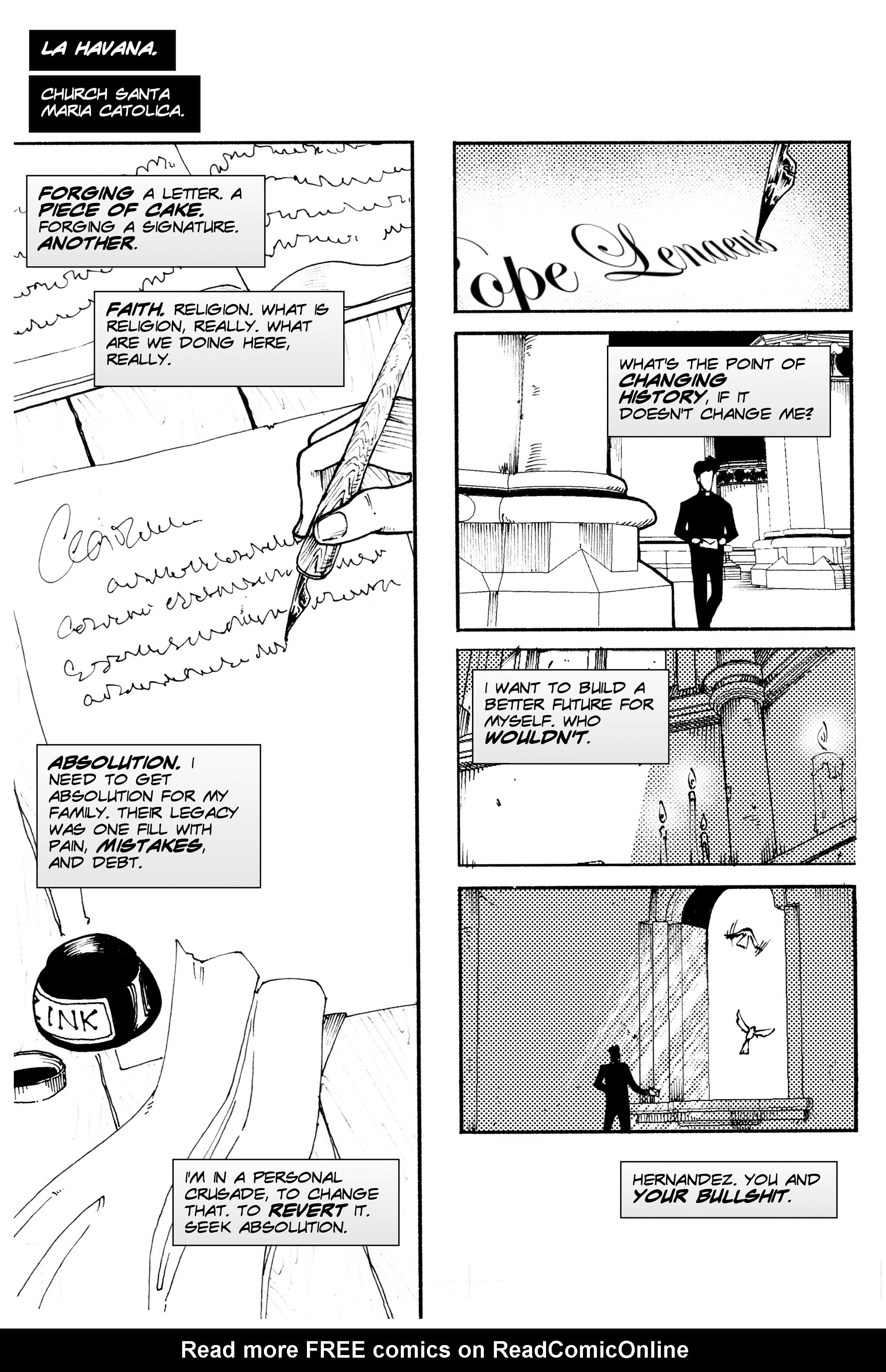 Read online Silvertongue 30xx Vol. 3 comic -  Issue # Full - 28