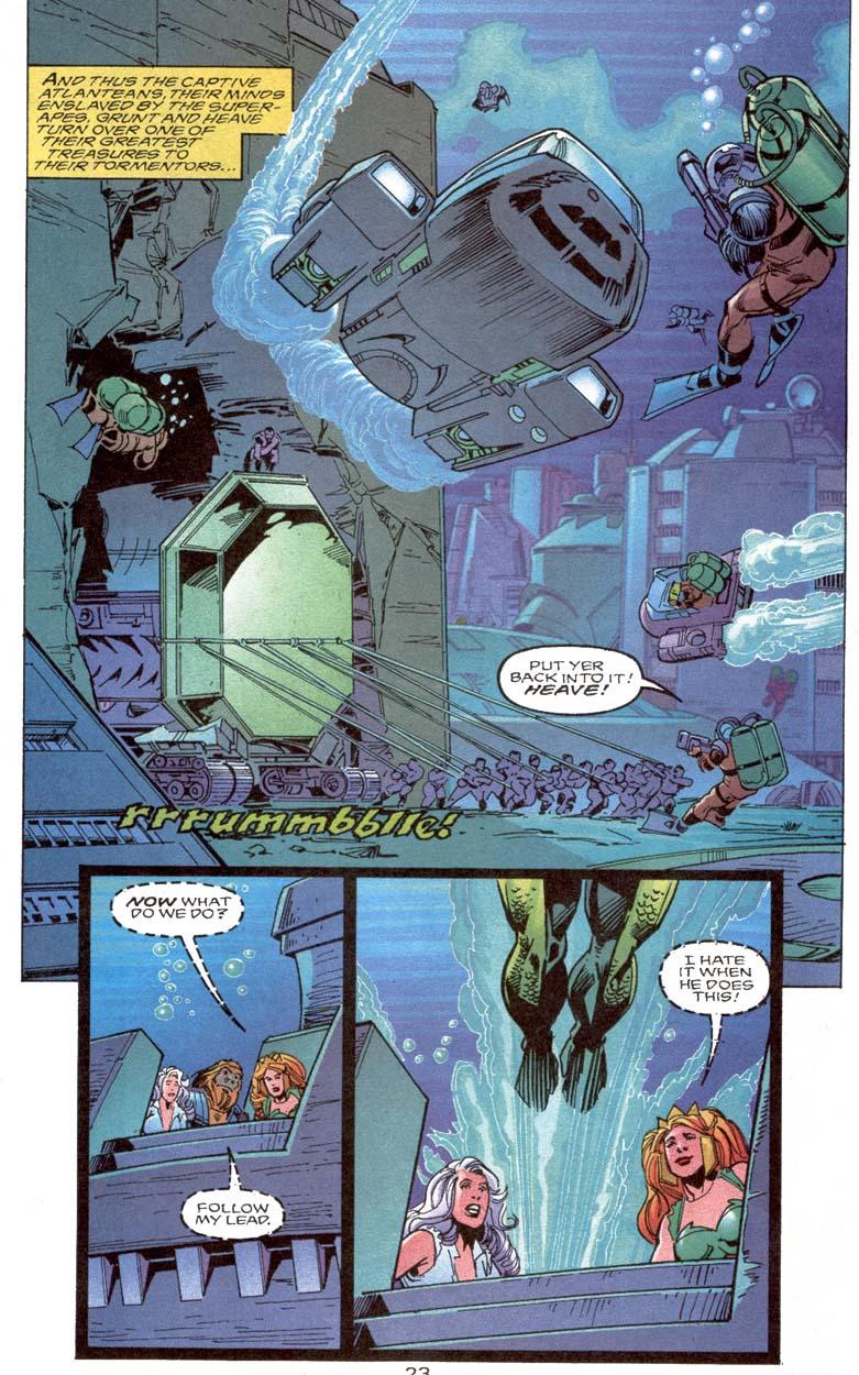 Read online Aquaman (1994) comic -  Issue #Aquaman (1994) _Annual 5 - 24