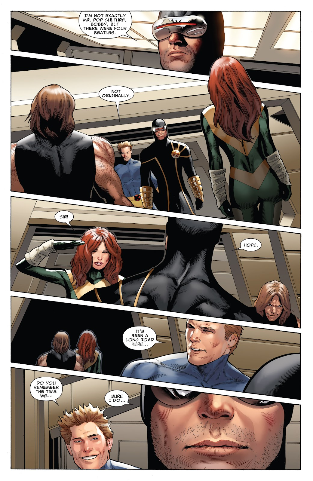 Uncanny X-Men (1963) issue 544 - Page 9