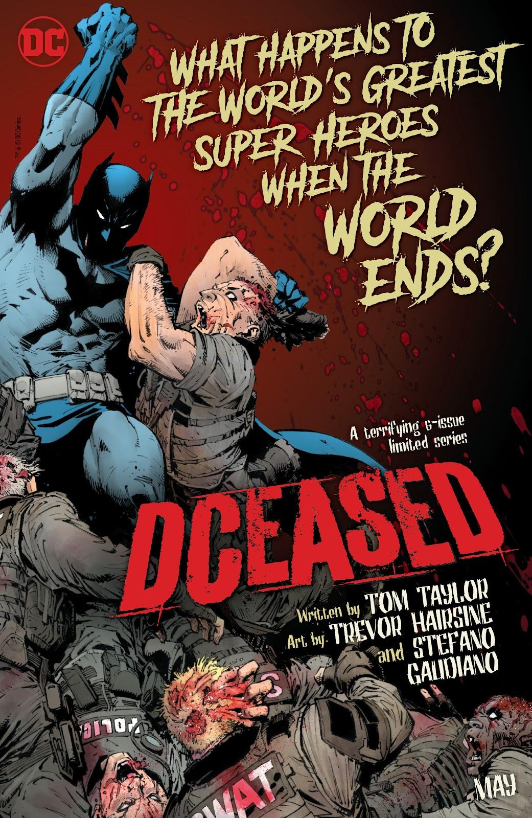 Read online Titans (2016) comic -  Issue #36 - 2