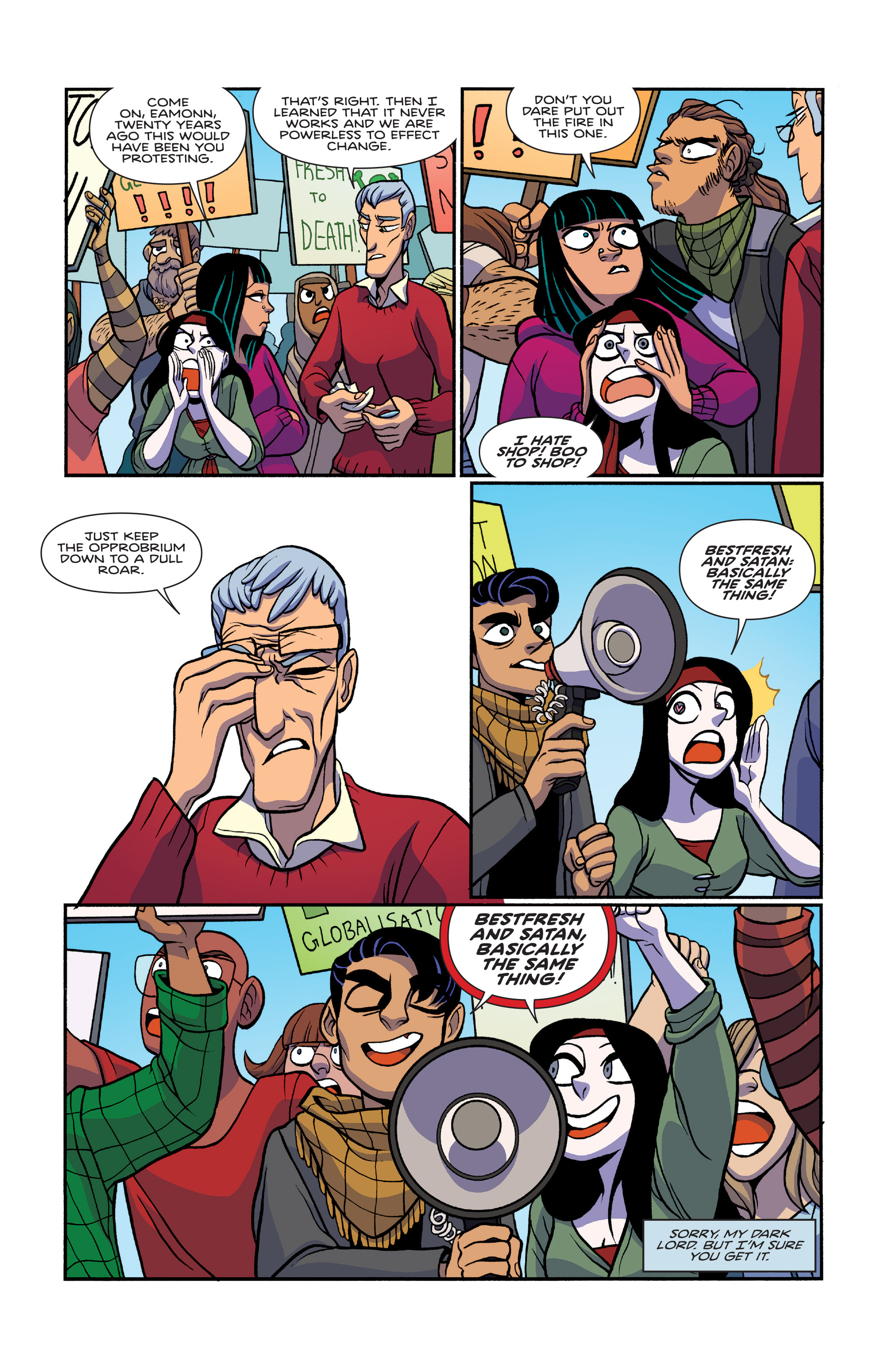 Read online Giant Days (2015) comic -  Issue #27 - 15
