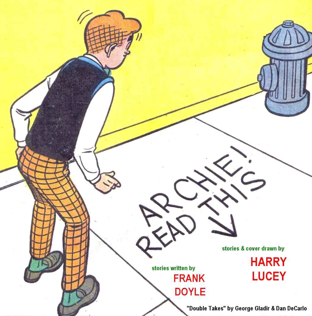 Read online Archie (1960) comic -  Issue #142 - 37