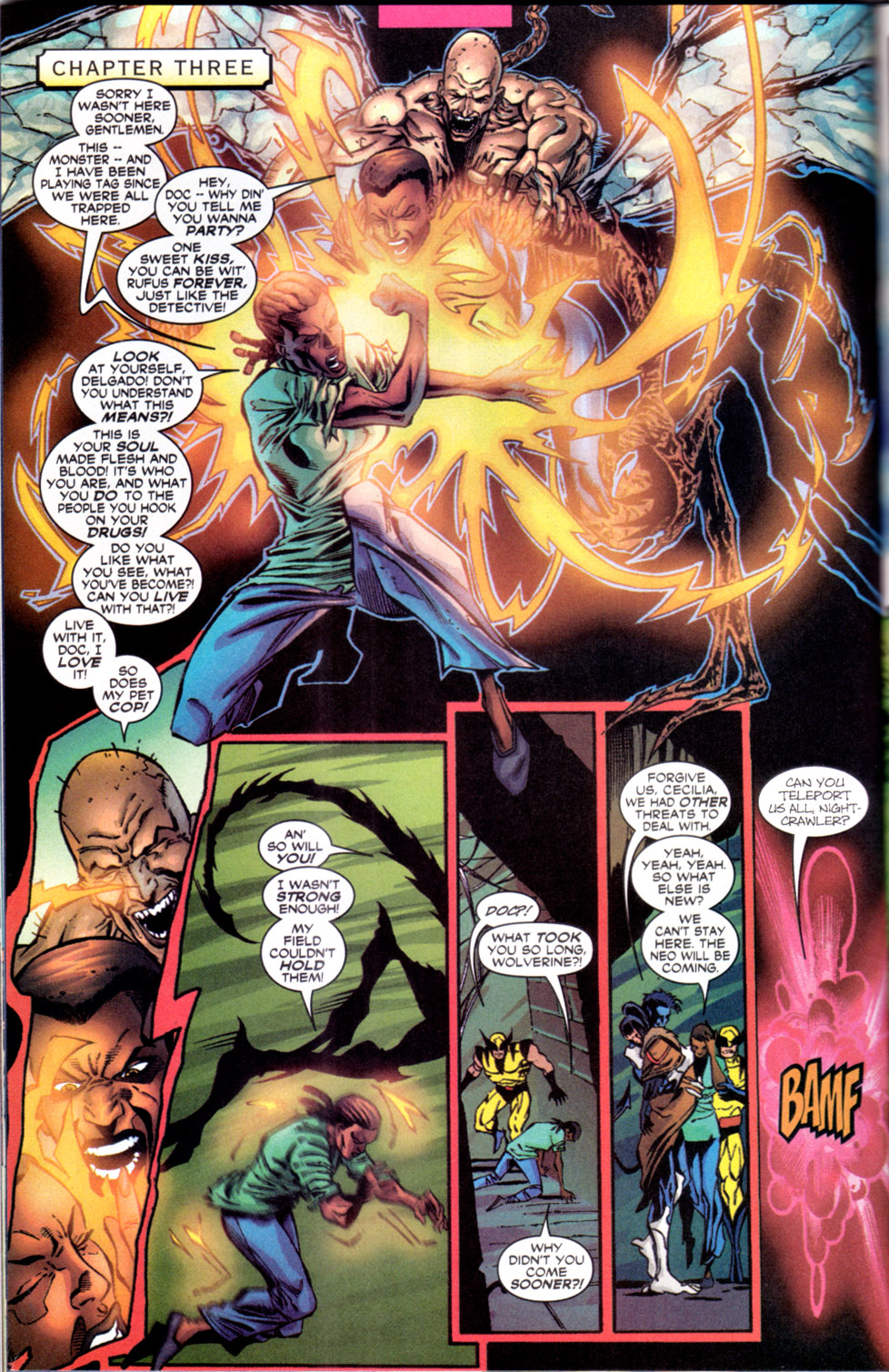 X-Men (1991) 106 Page 20