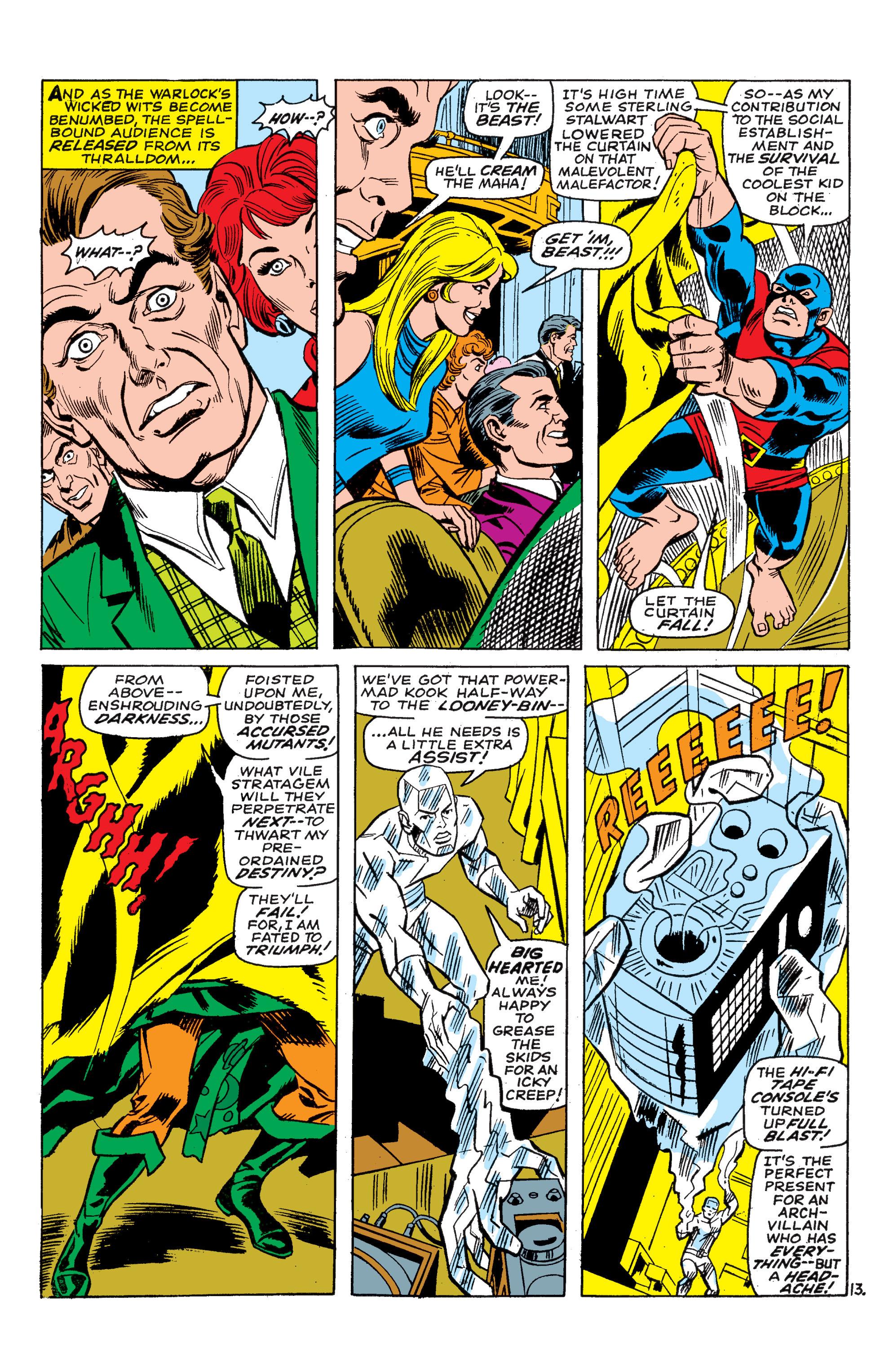 Uncanny X-Men (1963) 47 Page 13