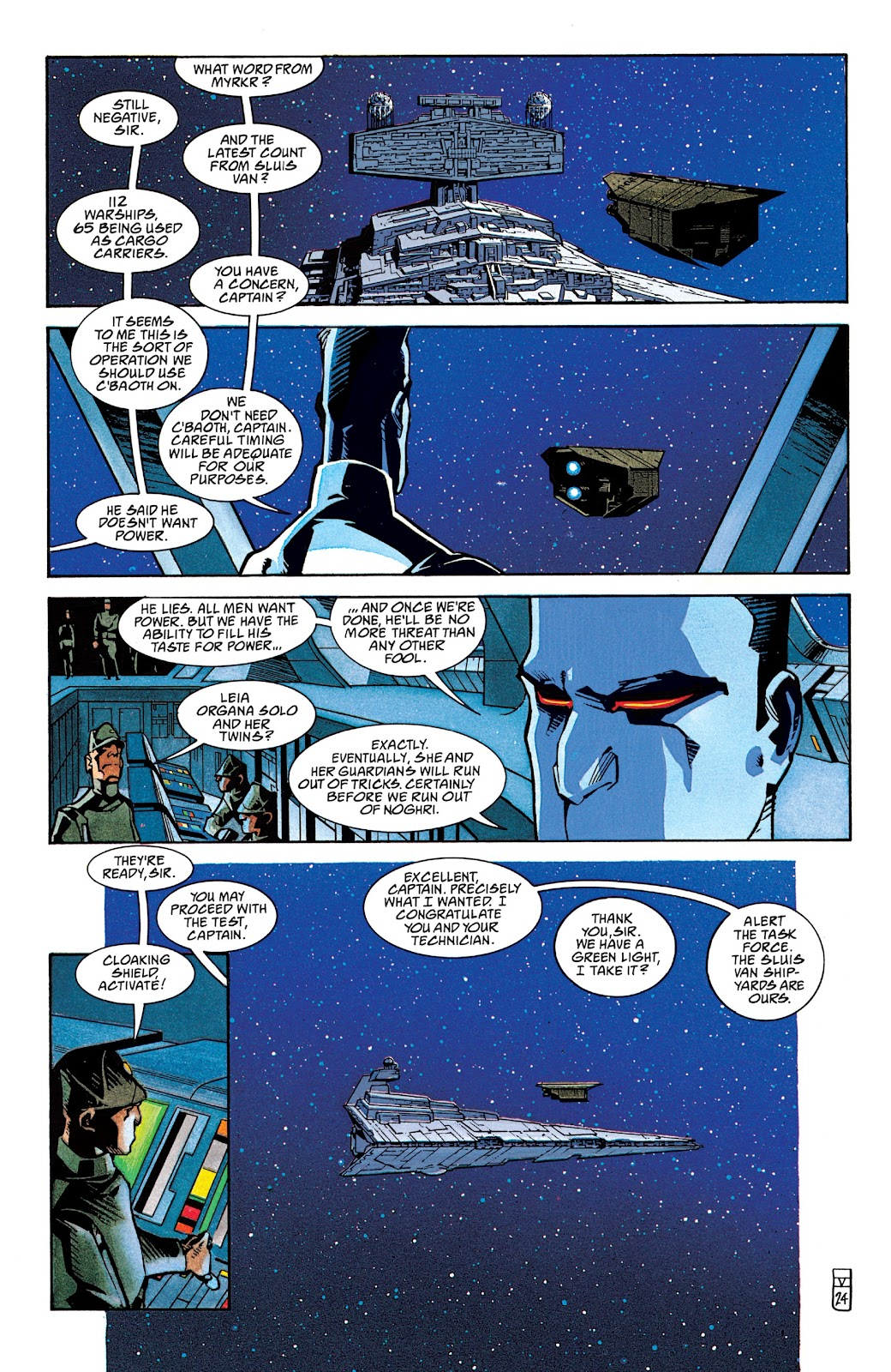 Read online Star Wars Legends: The New Republic - Epic Collection comic -  Issue # TPB 4 (Part 2) - 24