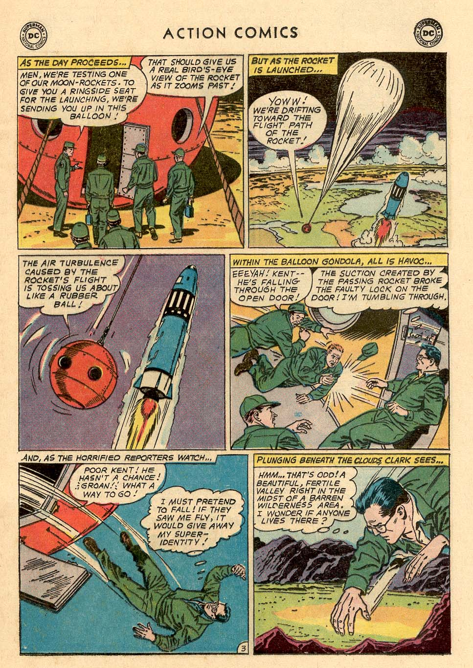 Read online Action Comics (1938) comic -  Issue #324 - 5