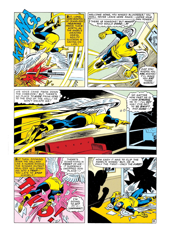 Uncanny X-Men (1963) 17 Page 8