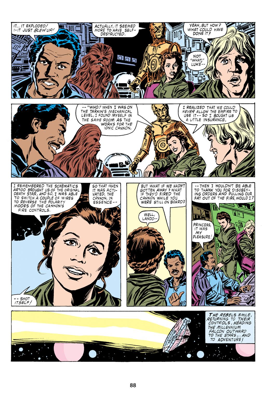Read online Star Wars Omnibus comic -  Issue # Vol. 16 - 88