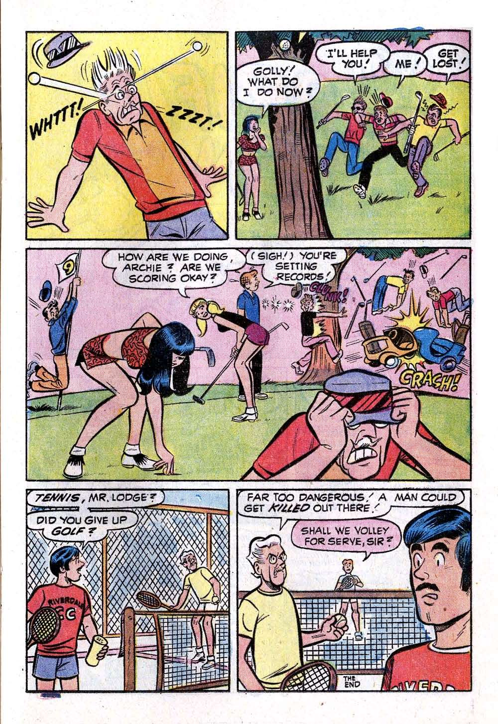 Read online Archie (1960) comic -  Issue #222 - 17