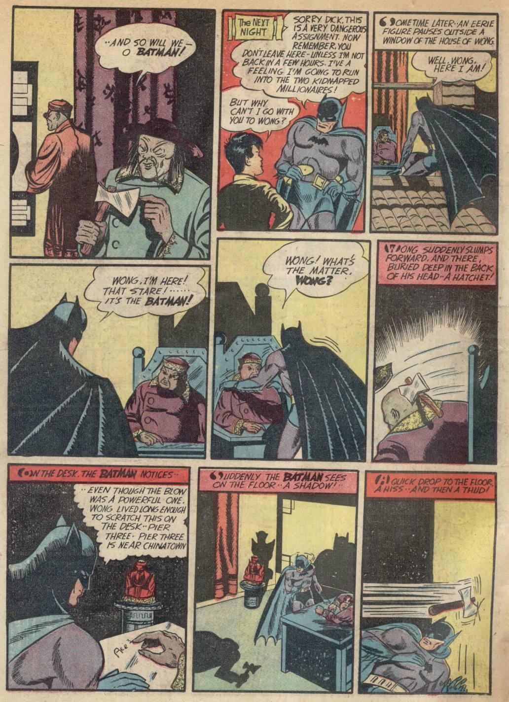 Read online Detective Comics (1937) comic -  Issue #39 - 7