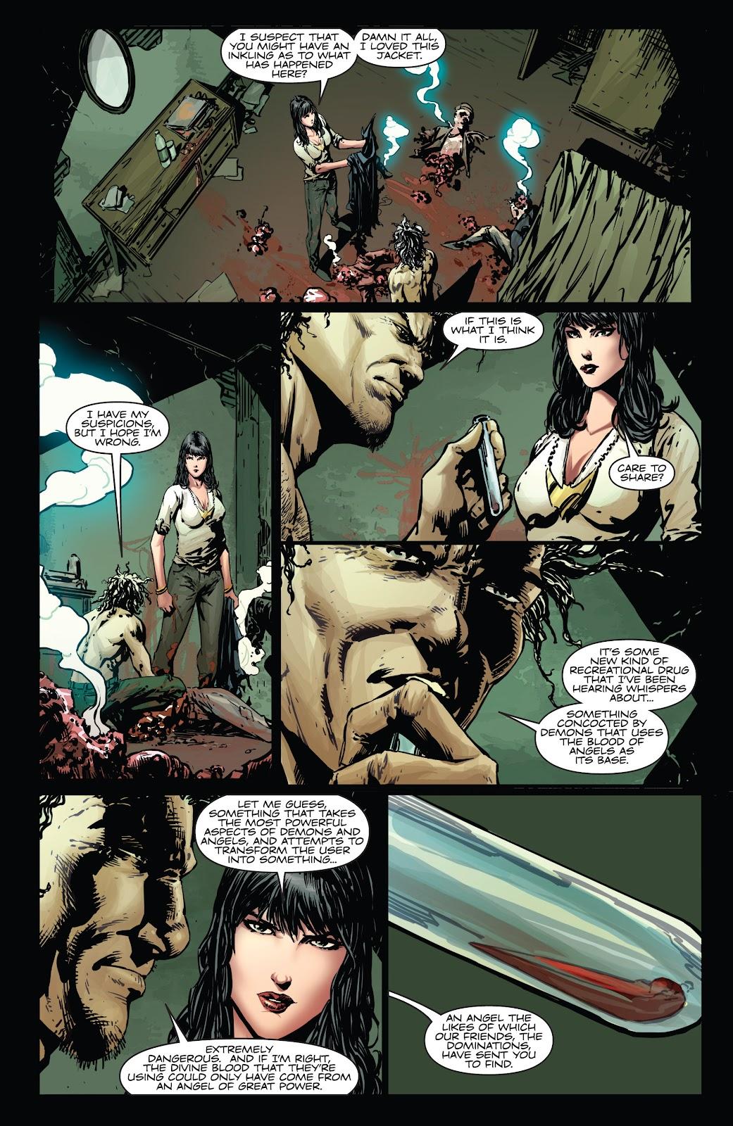 Read online Vampirella Strikes comic -  Issue #2 - 21