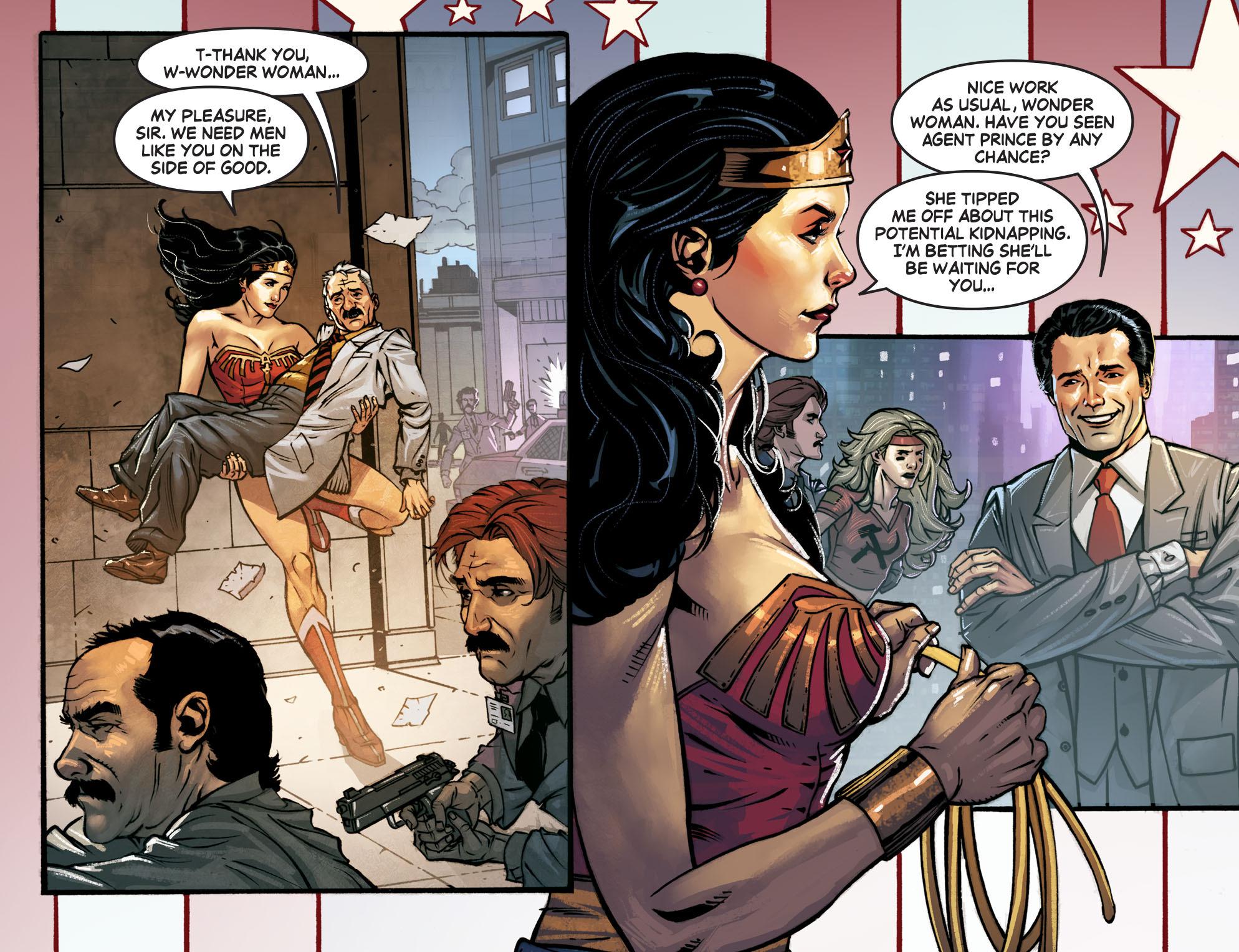 Read online Wonder Woman '77 [I] comic -  Issue #1 - 8