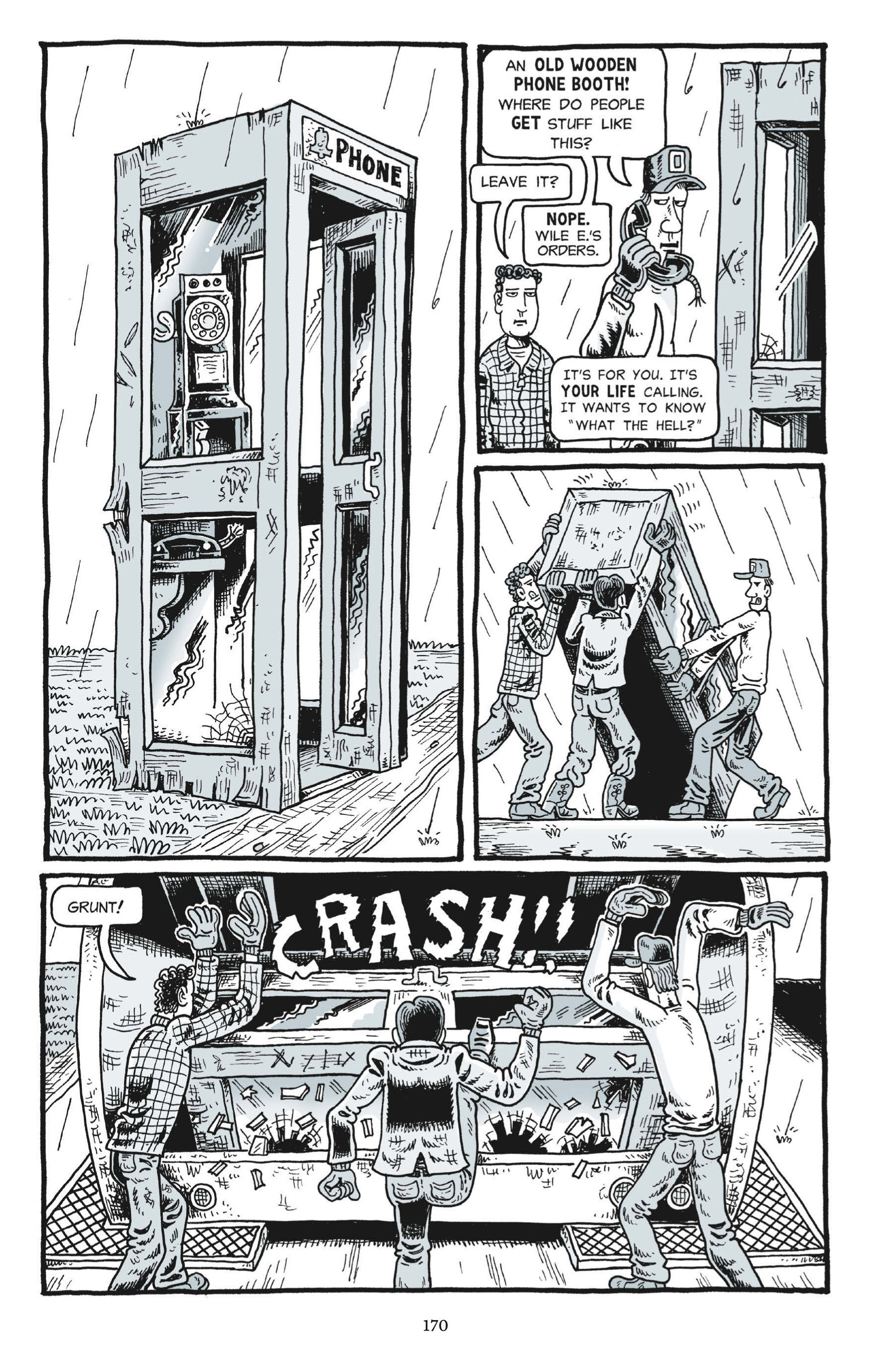 Read online Trashed comic -  Issue # Full - 164