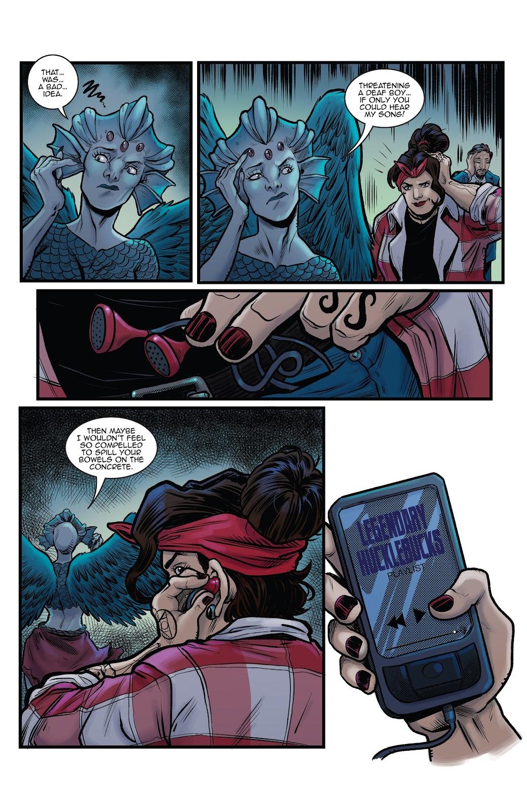 Read online Black Betty comic -  Issue #8 - 9