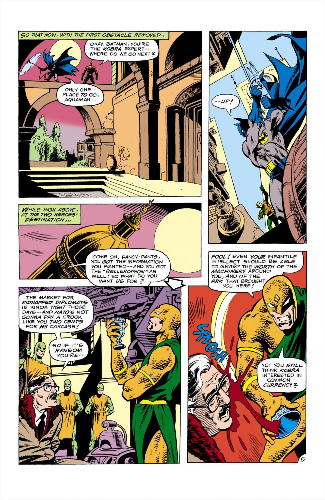 Read online Aquaman (1962) comic -  Issue #61 - 7