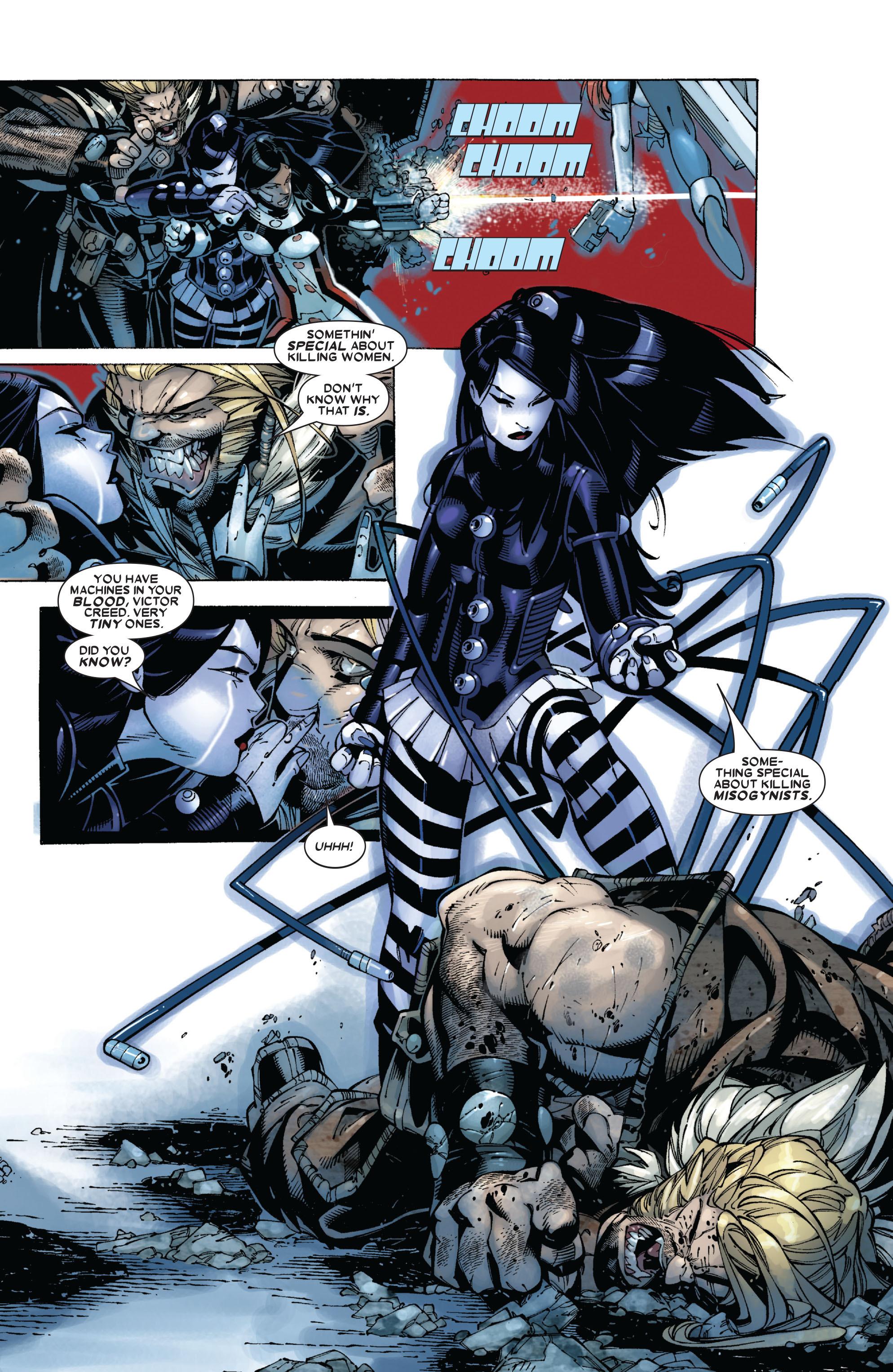 X-Men (1991) 193 Page 9