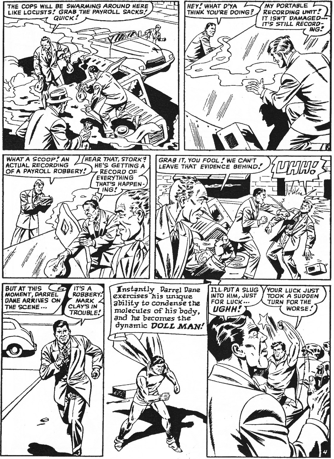Read online Men of Mystery Comics comic -  Issue #84 - 155