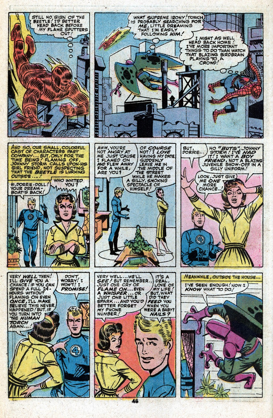 Giant-Size Spider-Man (1974) issue 5 - Page 48