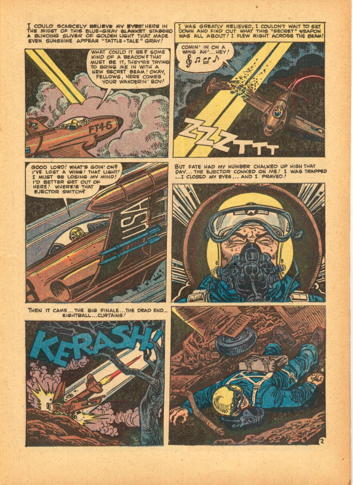 Read online Adventures into Weird Worlds comic -  Issue #3 - 11