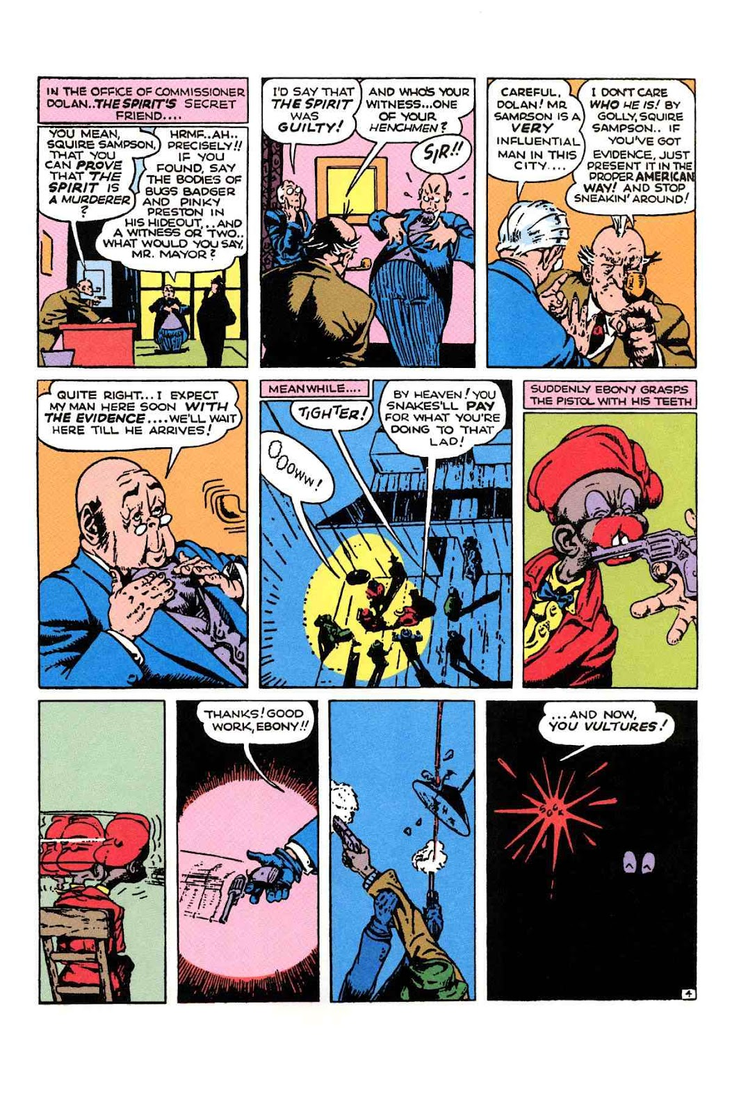 Read online Will Eisner's The Spirit Archives comic -  Issue # TPB 1 (Part 2) - 80