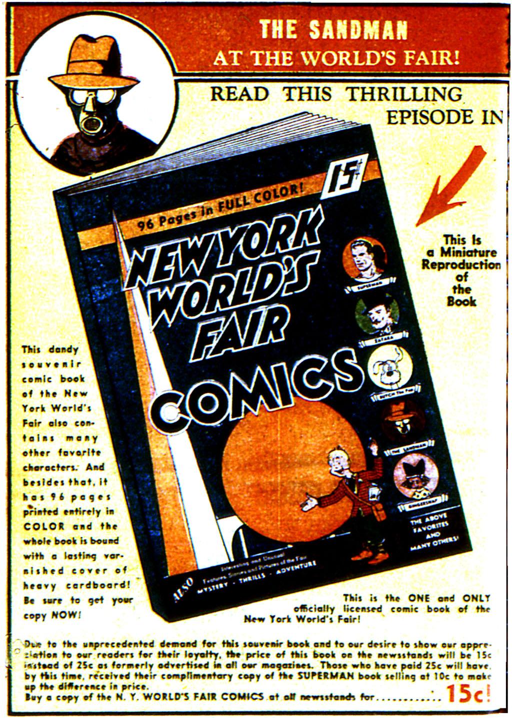 Read online Adventure Comics (1938) comic -  Issue #43 - 66