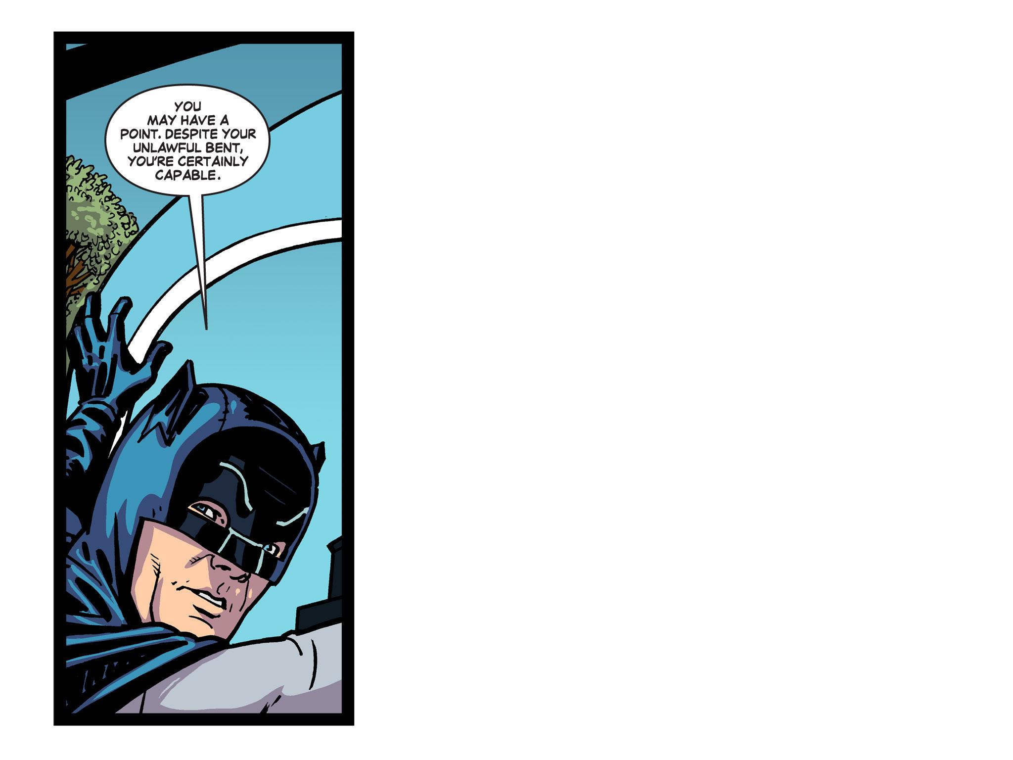 Read online Batman '66 Meets the Green Hornet [II] comic -  Issue #5 - 37