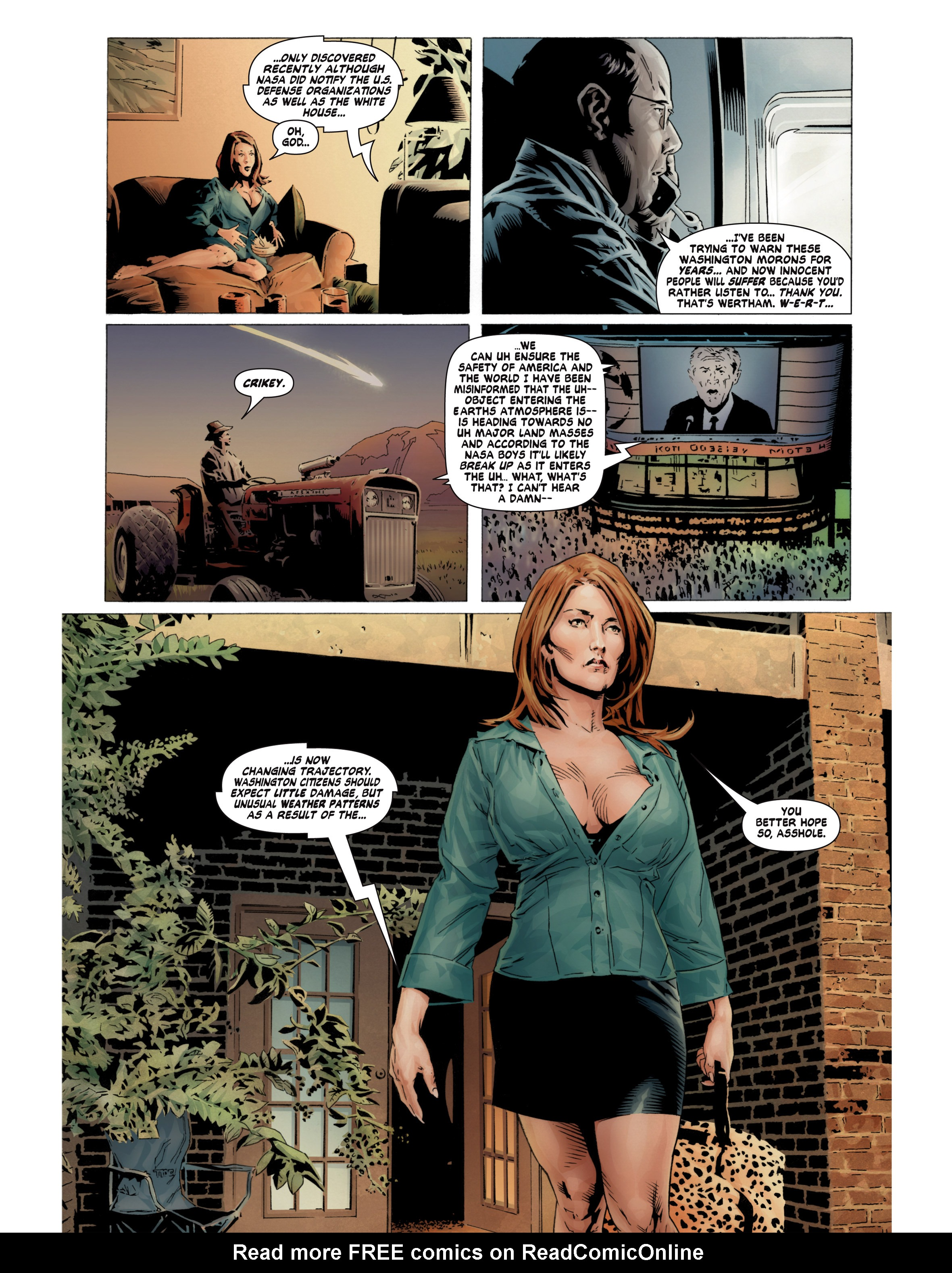Read online Bad Planet comic -  Issue # TPB - 22