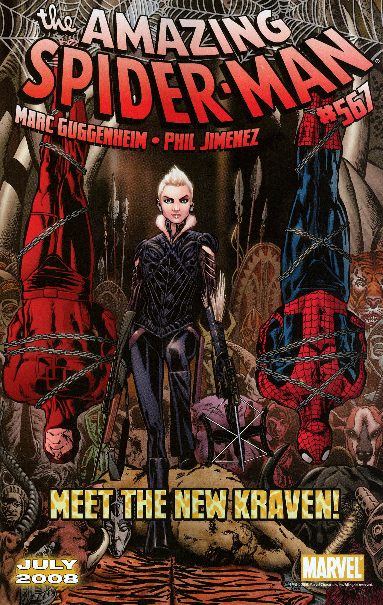 Read online Amazing Spider-Girl comic -  Issue #22 - 19