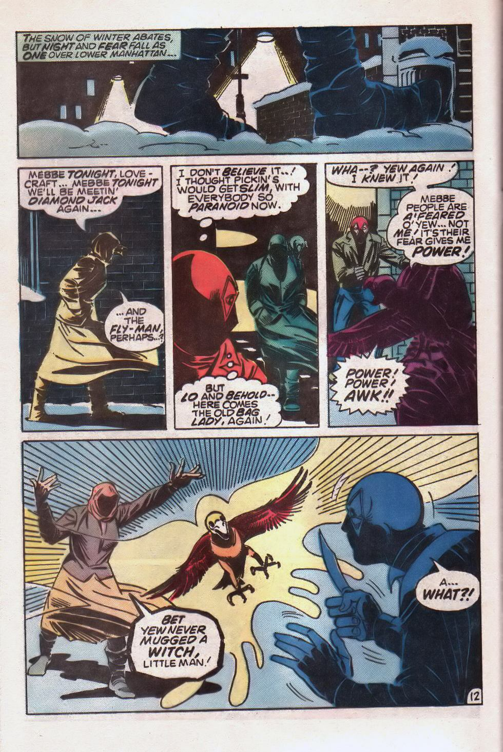 Read online The Fly (1983) comic -  Issue #2 - 22