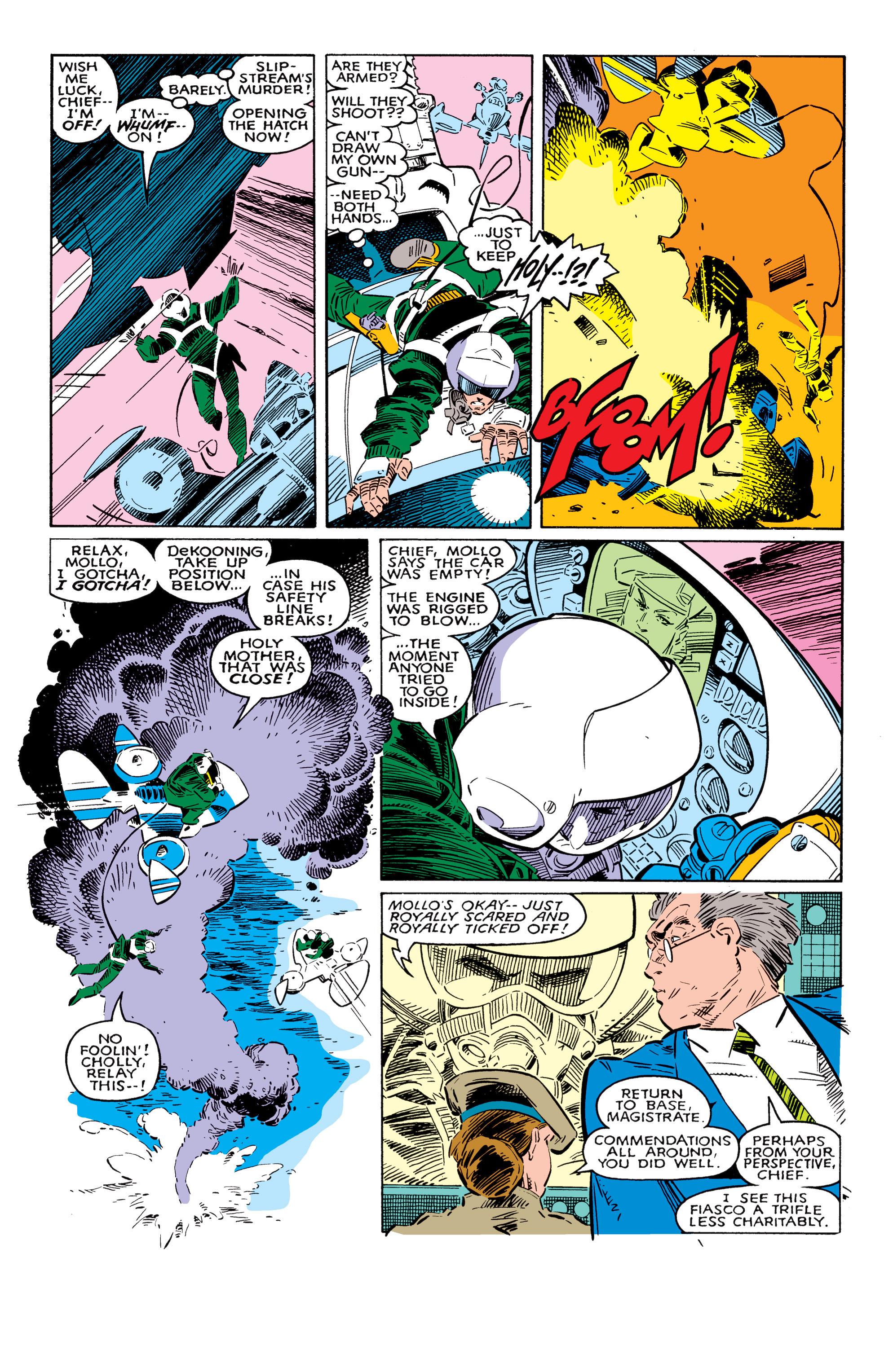 Read online Uncanny X-Men (1963) comic -  Issue #237 - 4