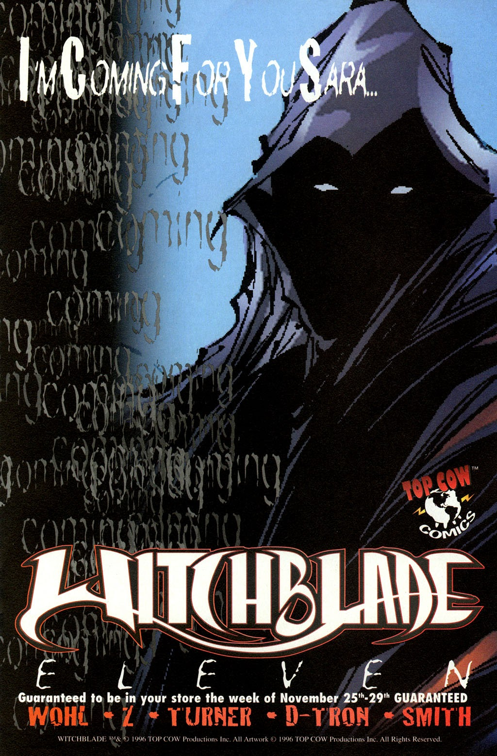 Read online The Darkness (1996) comic -  Issue #0 - 28