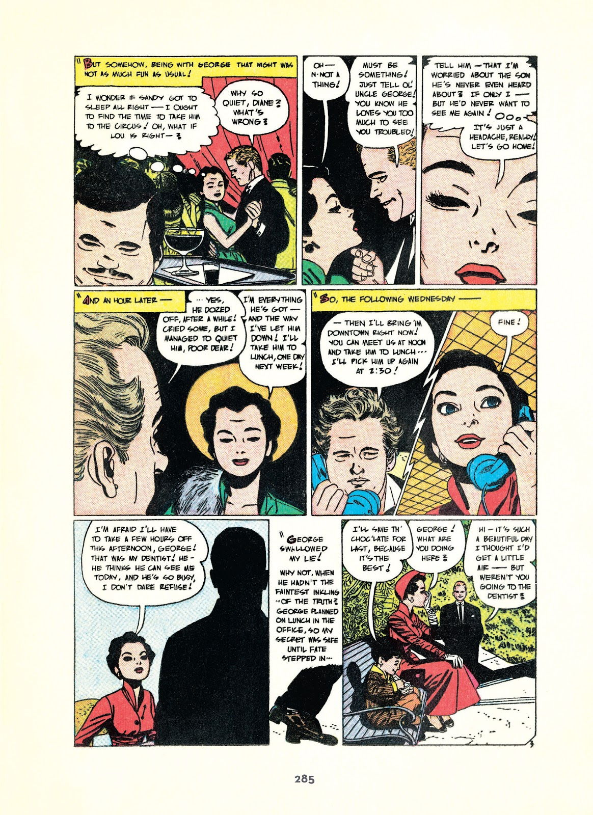Read online Setting the Standard: Comics by Alex Toth 1952-1954 comic -  Issue # TPB (Part 3) - 86
